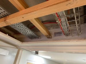 ceiling fire stopping solutions